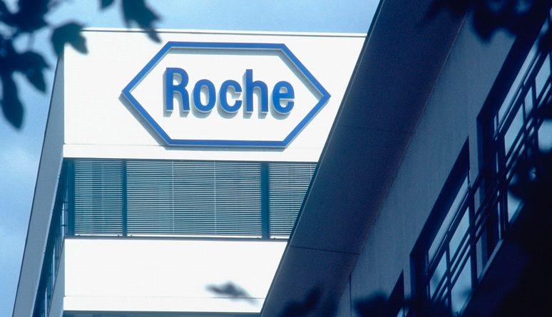 Edificio de Roche - Laboratorio de Roacutan
